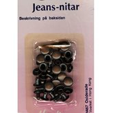 Jeansnitar 7 mm oxiderade