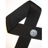 Clickspänne 50 mm svart. Se fler spännen hos Textil