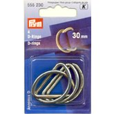 D-Ringar 30 mm Bandreglerare