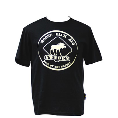 T-shirt Älg Swe King of forest L